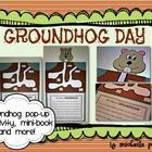 Happy Groundhog Day!  This is a great groundhog craftivity that will get your students learning about real groundhogs in a fun way.  Students will ...