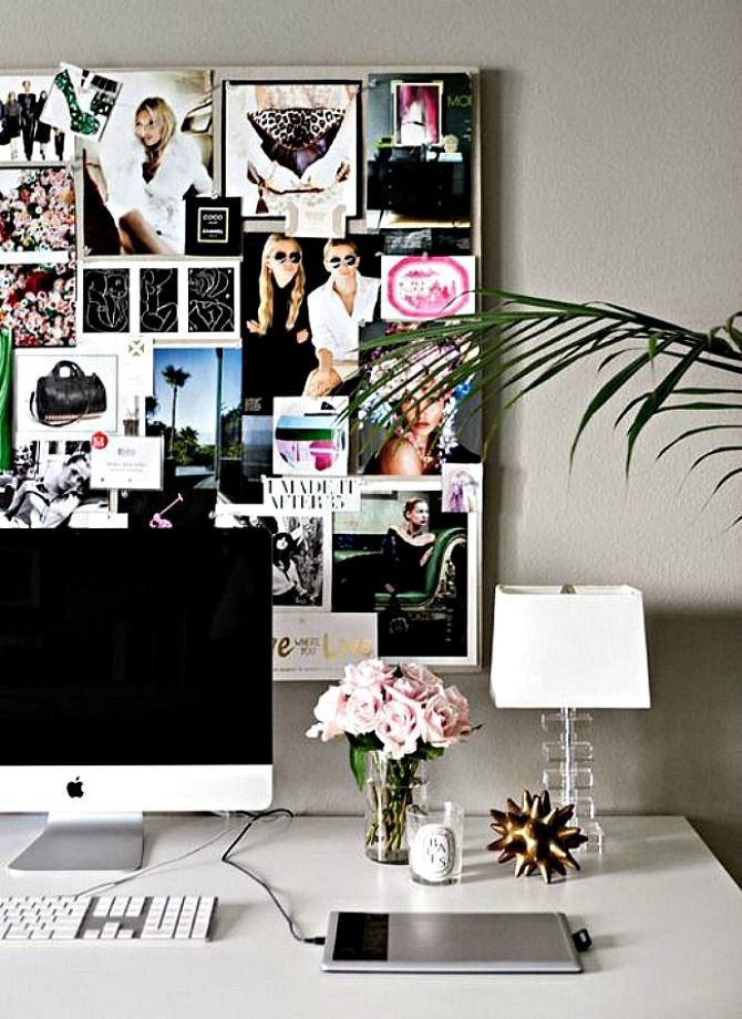 Divine Decor: Inspiration To Create A Stylish Home Office