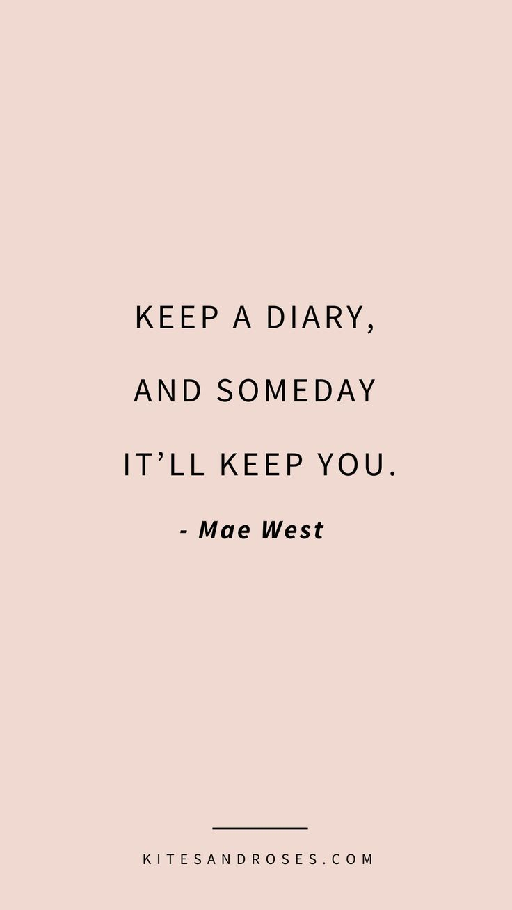 30 Journal Quotes That Will Inspire