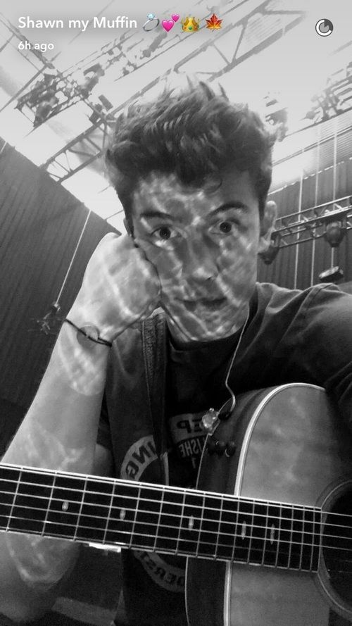 Imagen de shawn mendes, snapchat, and shawn