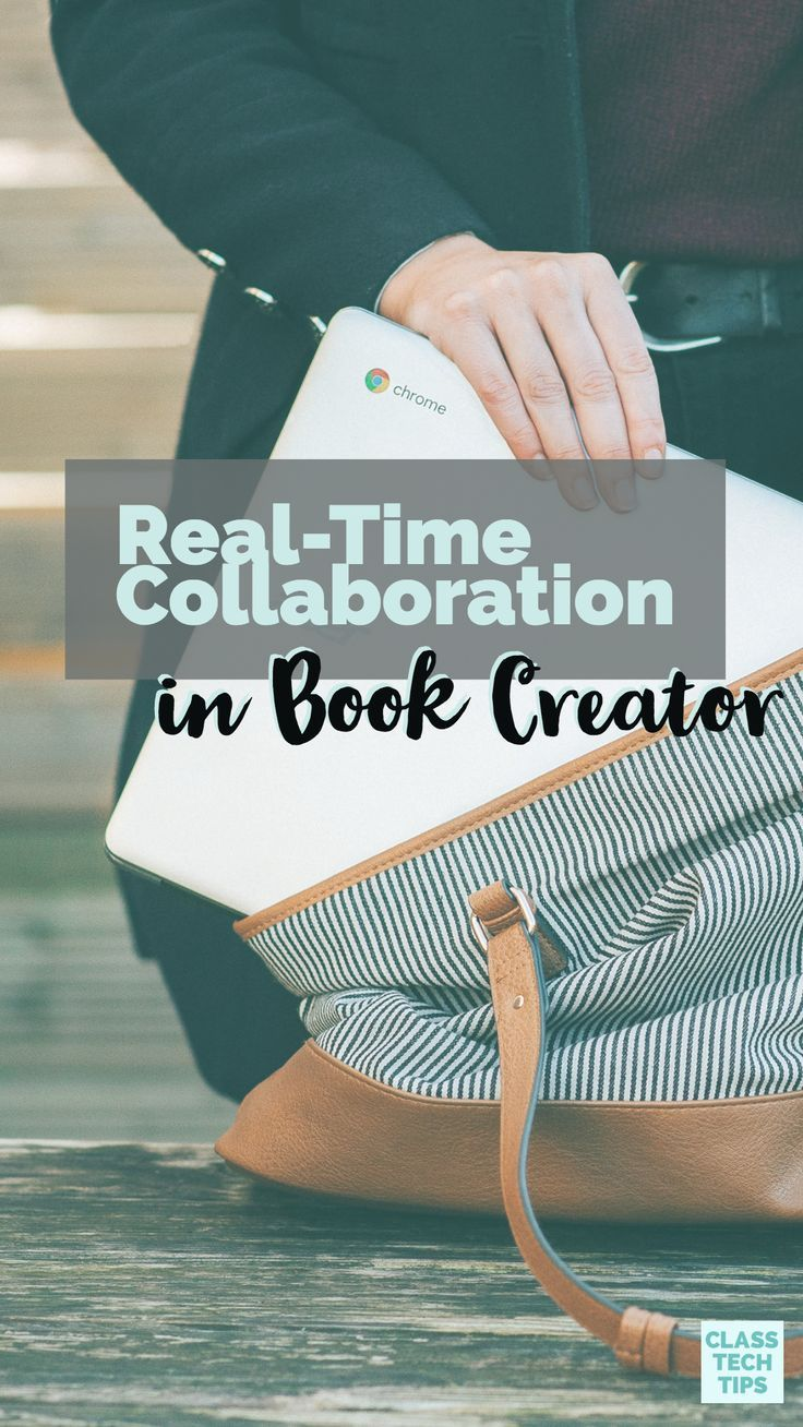 How Students Can Benefit from Book Creator's Real Time Collaboration Tool
