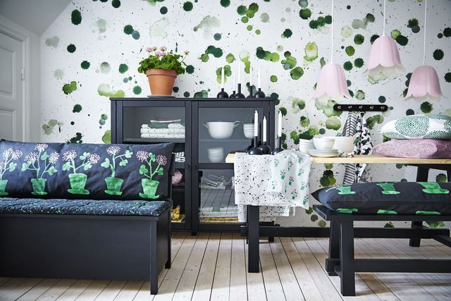 Collection Sällskap - Photo issue du nouveau catalogue Ikea 2017