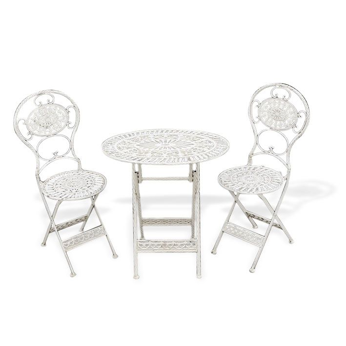 Oval Table with Chairs