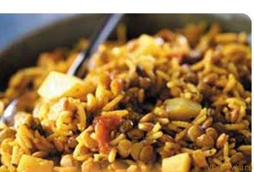 Кичри с машем, рисом и адыгейским сыром рецепт – индийская кухня, вегетарианская еда: основные блюда. «Афиша-Еда»