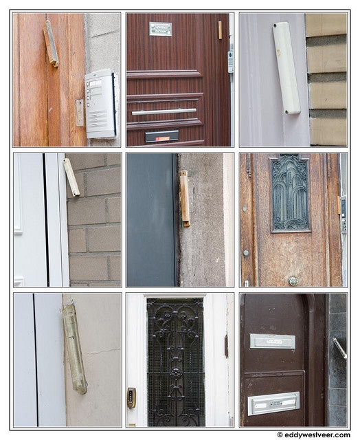 doors with mezuzahs - the shema. & 143 best Mezuzahs images on Pinterest | Jewish art Israel and Judaism