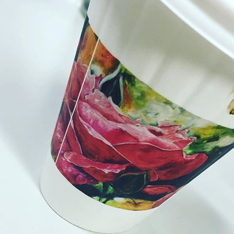 And they have done it again! Thanks to @biopak.au another beautiful take away coffee cup! #coffee #coffeecup #coffeebean #coffeecups #coffeegram #coffeetime #coffeeholic #coffeeshop #coffeelovers #coffeeart #bioart #recyclable #bne #brisbanecafe #brisbane #brisbanecoffee #foodie #boosiefoodie #foodporn #foodnetwork #foodblogger