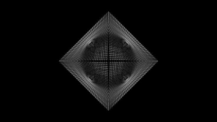 Resonanz artwork (Resonanz - new series of techno events)