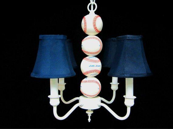 Deportes de deportes lámpara iluminación por whimsicalcollections