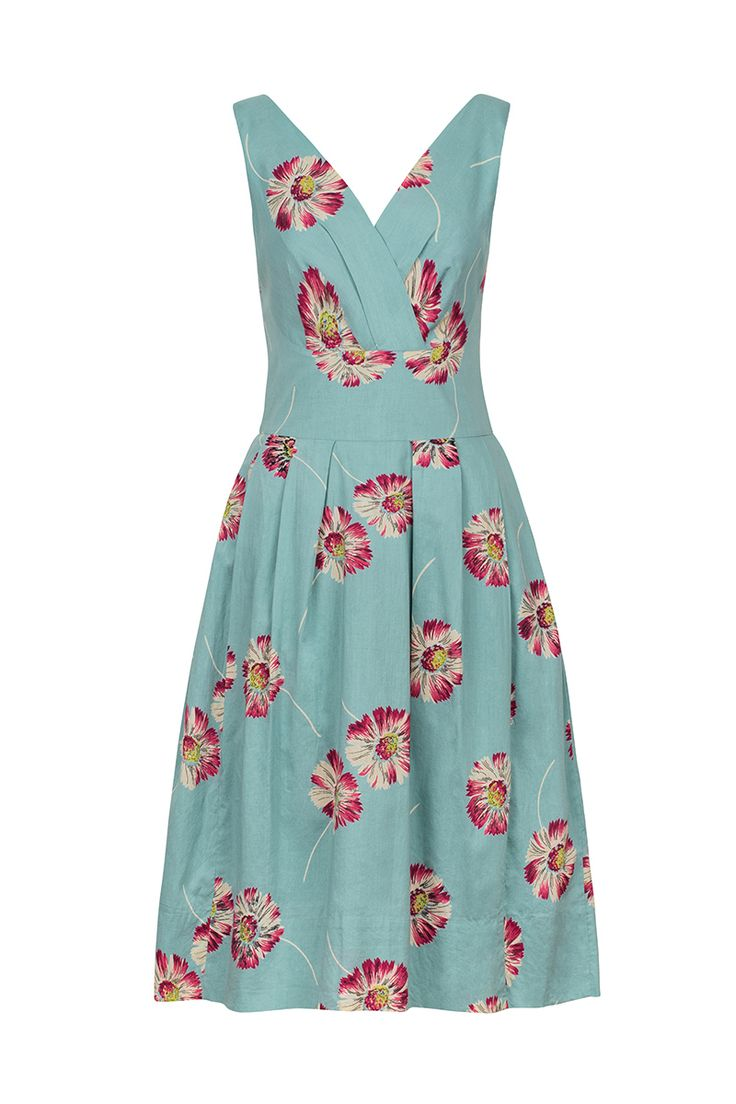 Emily and Fin Lilian Dress Floating Daisies