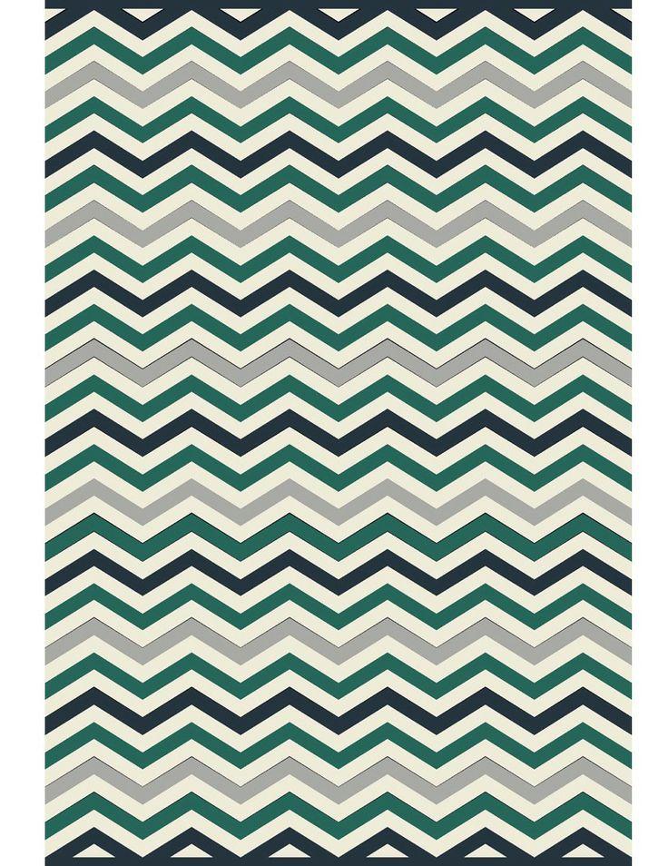 Chevron Multi-Stripe | Armadillo&Co.