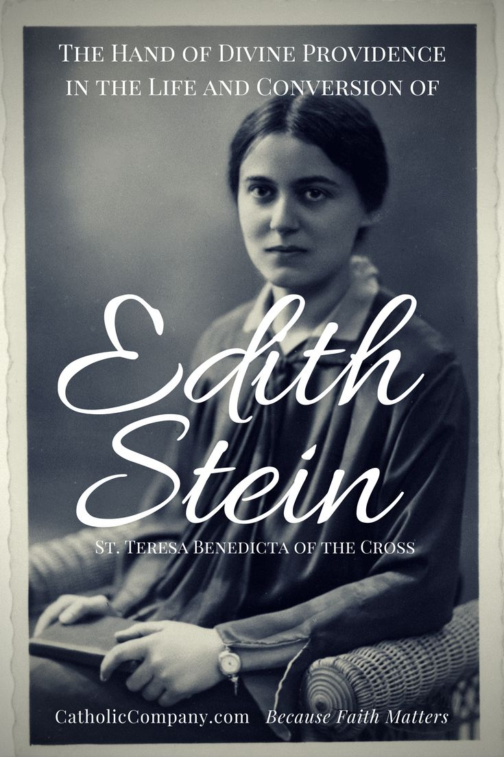 Embracing the Cross: The Life and Martyrdom of Edith Stein - St. Theresa Benedicta of the Cross