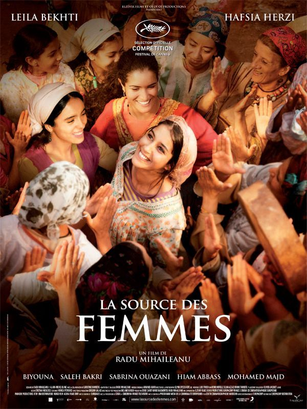 La source des femmes - Radu MIHAILEANU film féminin