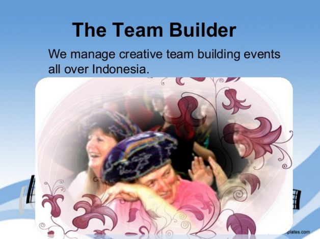 Our Team builder in Indonesia Organize melodious musical events.