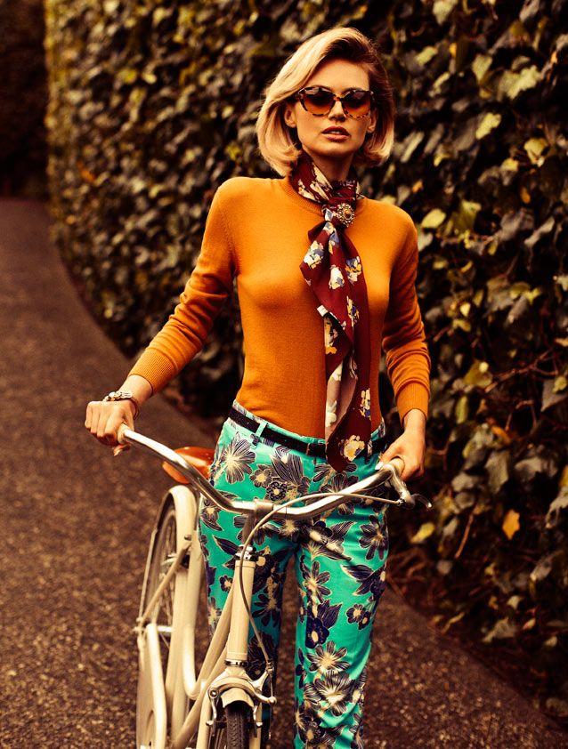 Penny Pickard by Steven Chee for Fashion Quarterly NZ