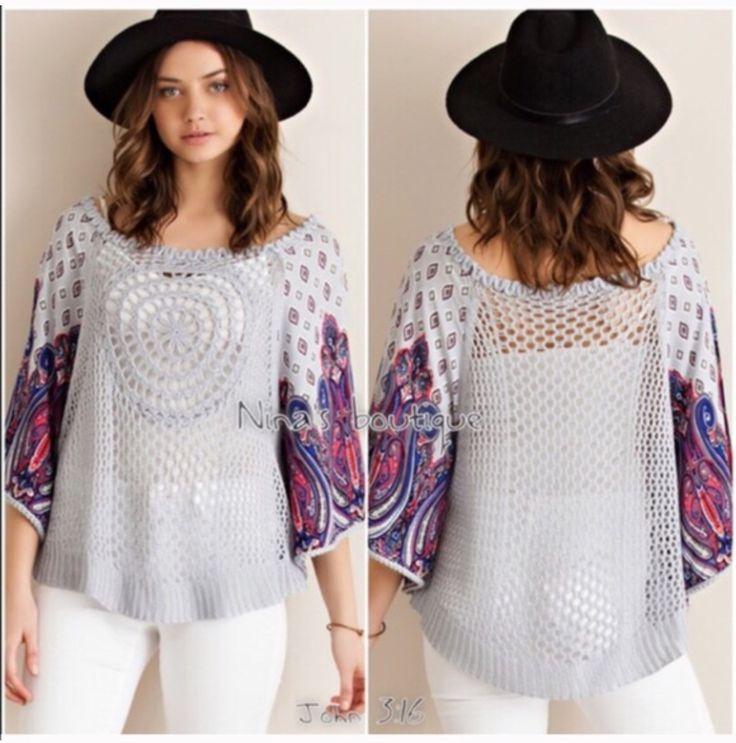 Trending crochet tops