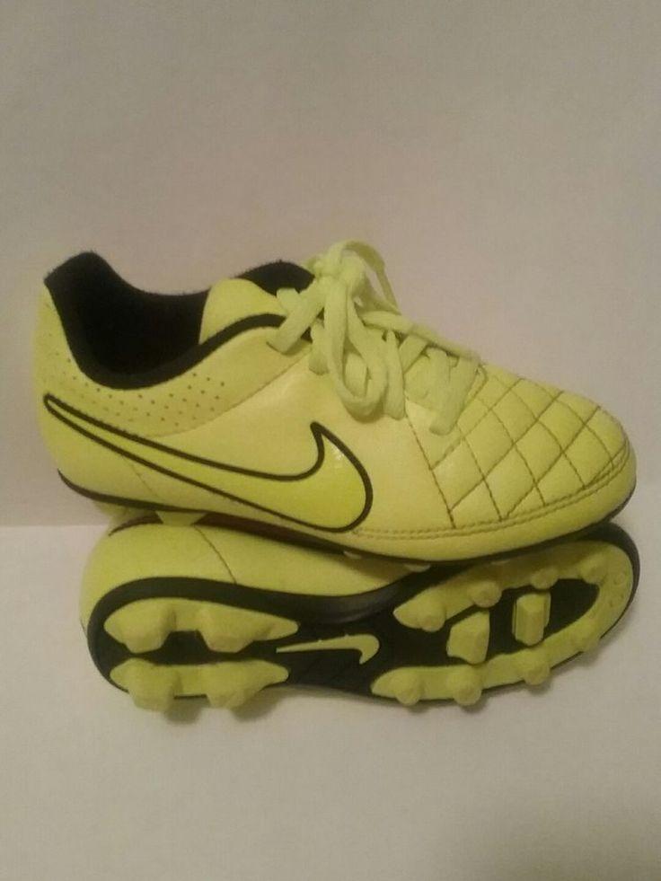 Nike soccer cleats in good shape. | eBay!