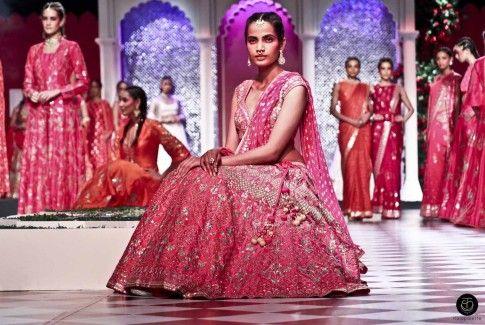 Tarun Tahiliani #Couture Collection 2016 - #Indian #Designer #Brand #Fashion #Bride #BridalWear