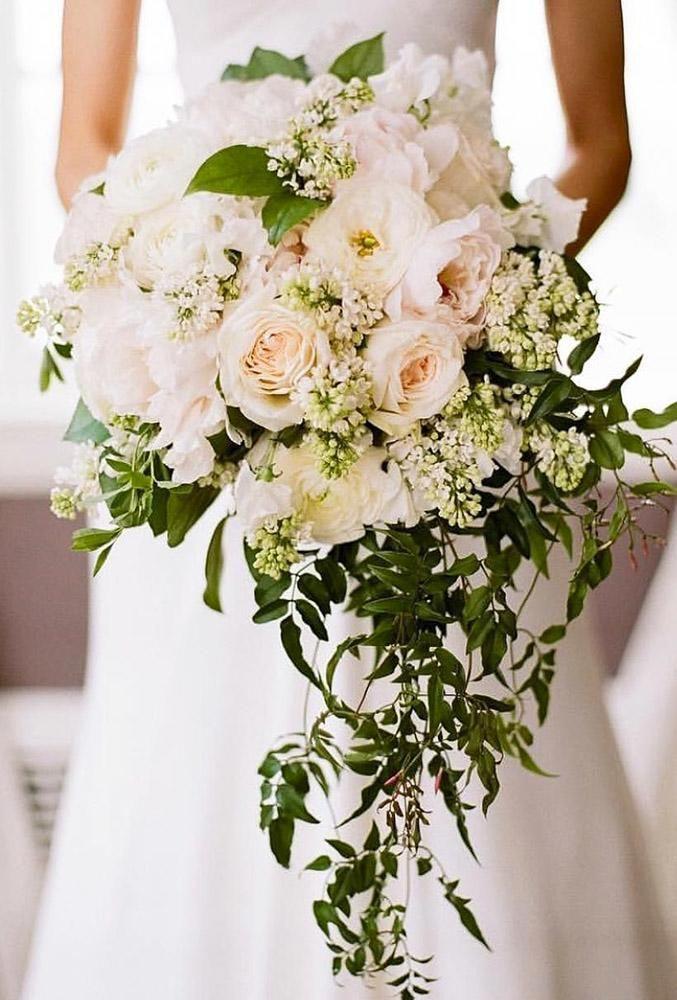 5 Popular Bridal Bouquet Shapes Styles Wedding Flower
