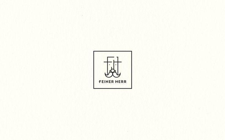 Feiner Herr identity design