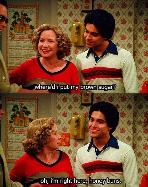 I love Fez: That70Sshow, Brown Sugar, 70 S, That 70S Show, Fez 3, Funny, Funnies