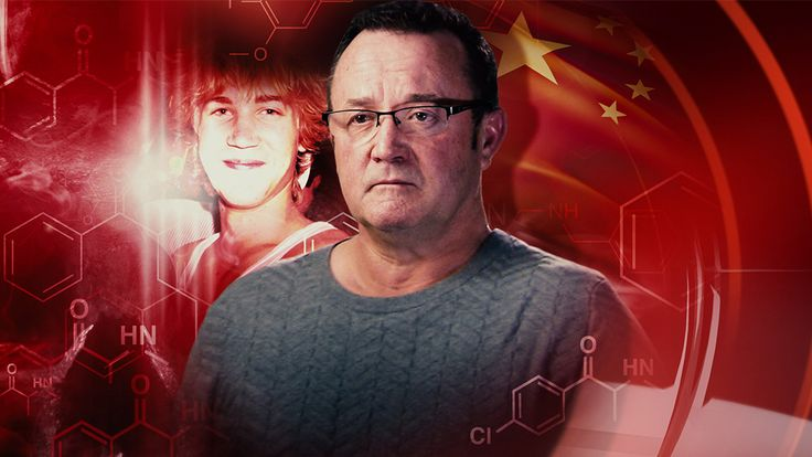 An Australian father whose only son died while under the influence of a synthetic recreational drug has infiltrated the Chinese crime bosses exporting the substances to our shores.