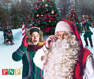 Portable North Pole's Free Santa Videos Bring Christmas Magic to Life | Macaroni Kid