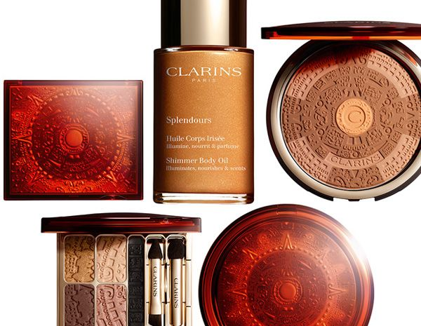 Clarins Summer 2013 Splendours Collection ? Official Info