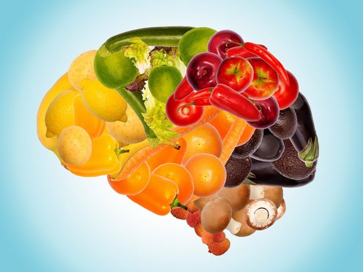 Eating the MIND diet can significantly improve your brain's memory.