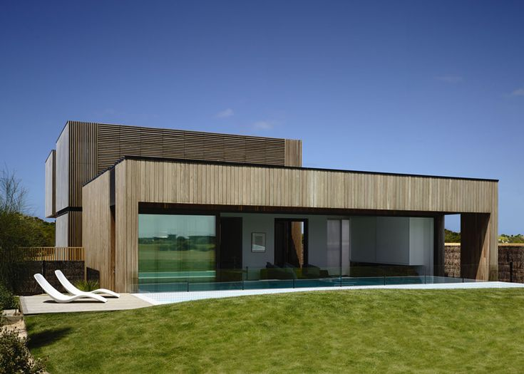 Torquay House by Wolveridge Architects in Australia