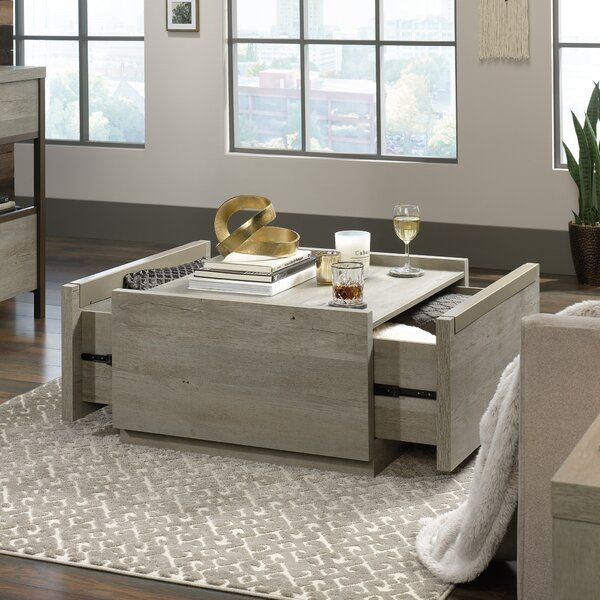 Tylor Coffee Table with Storage