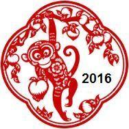 2016 Monkey Astrology