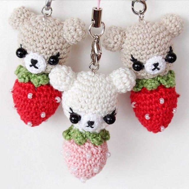 #amigurumi #crochetdoll #sweetlolita  #sweet #cute #sweetaccessories…