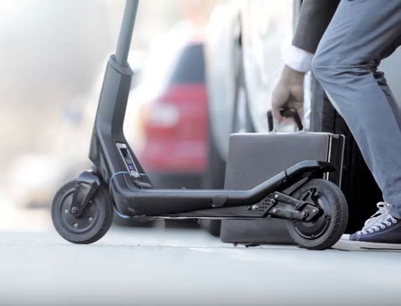 CityBug2 Foldable Electric Scooter