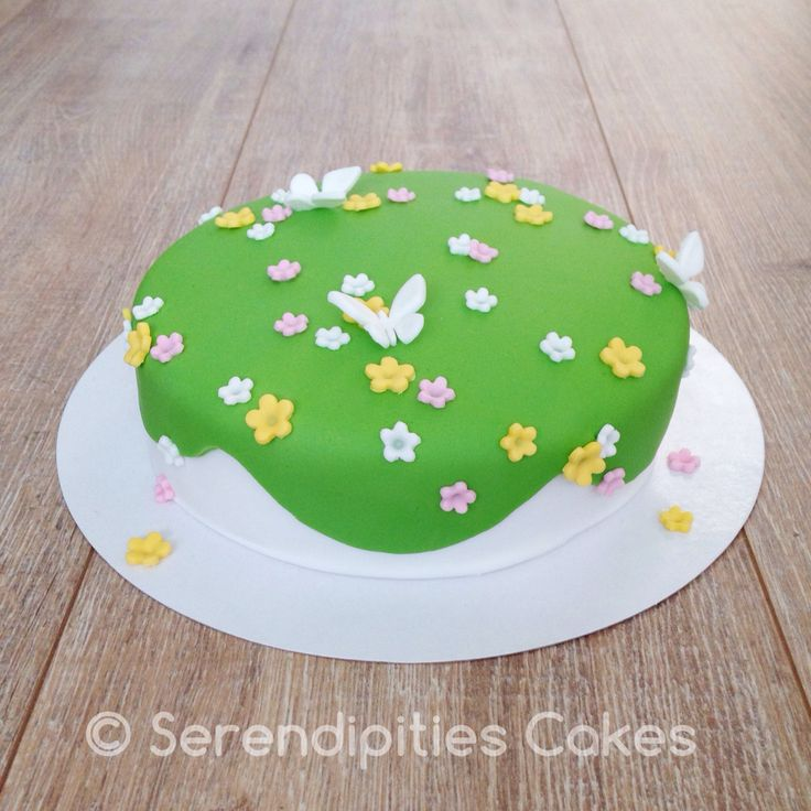 Mothers Day Spring cake