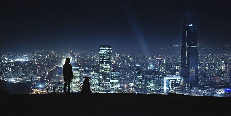 https://flic.kr/p/wNh1Fc | Suburbia | Santiago de Chile, la ciudad que ha visto, guarda historia, calla y grita, mi ciudad.  _____________________  Follow me on Facebook