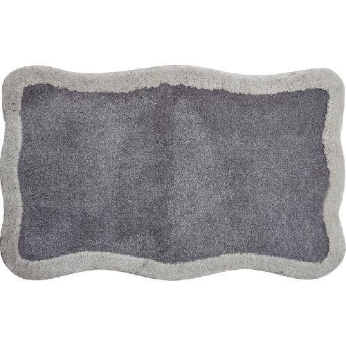 """Badteppich in außergewöhnlichem Design mit pflegeleichter und unempfindlicher """"Ultrasoft"""" Qualität."""
