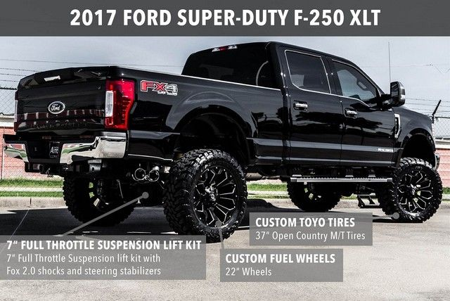 Lifted Ford F250 For Sale 1 Ford Super Duty Trucks Super Duty