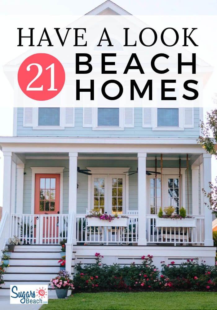Beach House Exteriors 2020 Beach House Exterior Coastal House