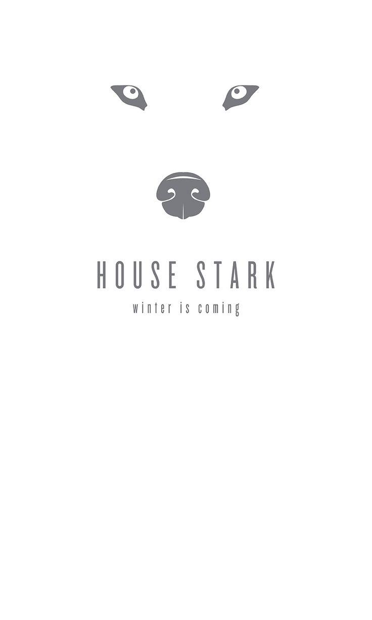 Game of Thrones #housestark #stark #winteriscoming #gameofthrones