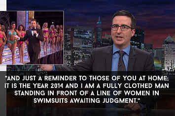 Yeah, seriously, why is this still a thing? Also links to 18 Times John Oliver Absolutely Nailed It