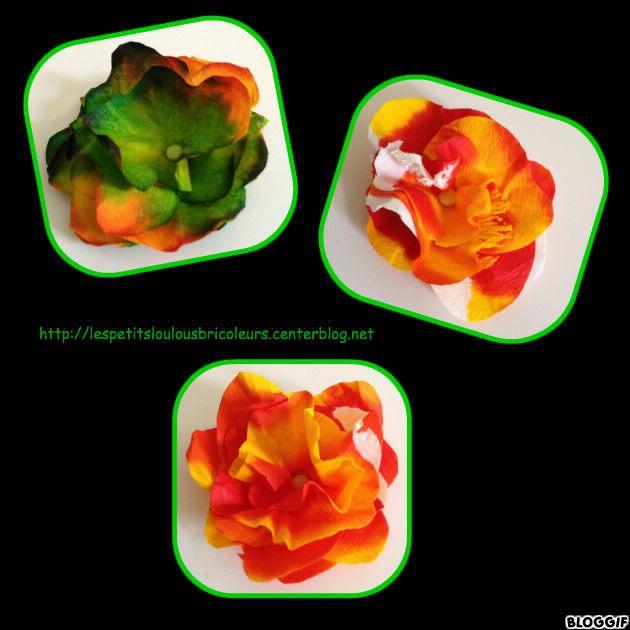 Faire Des Roses En Papier Filtre  Ef Bf Bd Caf Ef Bf Bd