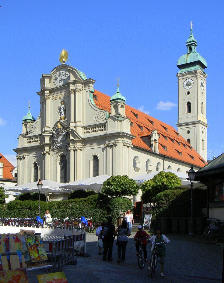 Heilig-Geist-Kirche - München