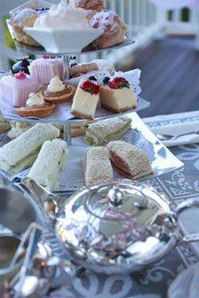 Tea House Venue for High Tea - Tallebudgera Gold Coast