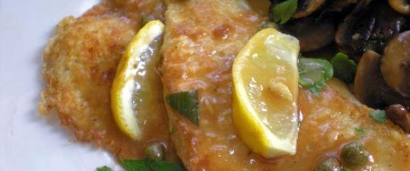 Flounder Francaise Or Chicken Francaise Recipe - Genius Kitchen