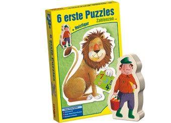 mijn 'eerste' puzzeldoos Haba | kinderen-shop Kleine Zebra