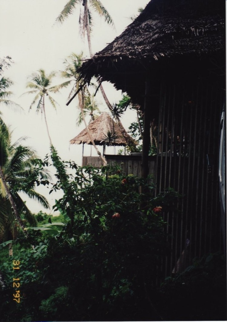 Village in Pohnpei - Federated States of Micronesia