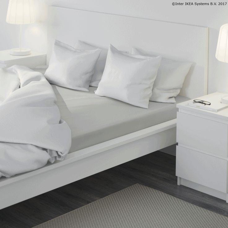 Cearceaful de pat SOMNIG este disponibil în mai multe variante de culori, pentru gusturile fiecăruia. Tu ce culoare preferi? În perioada 27.12.2016 - 29.01.2017, te bucuri de reduceri de până la 50% la o mulțime de produse, atât în magazin, cât și online. Produsele sunt disponibile în limita stocului.