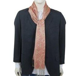 Scarfs for Men - Fashion Accessory Silk Wrap 14 x 65 inches