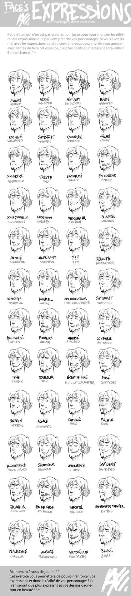 PoP - expressions tuto by the-evil-legacy on DeviantArt