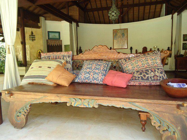 balinese furniture tr s belle maison pinterest belle maison tres beau et maisons. Black Bedroom Furniture Sets. Home Design Ideas